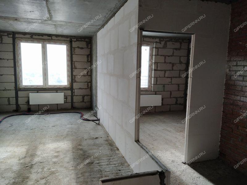 однокомнатная квартира на улице Лысогорская дом 89 к3