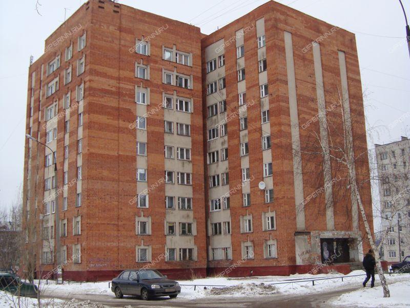 комната в доме 17а на улице Дружаева