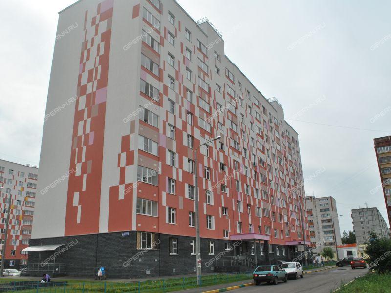 квартира-студия на улице Спутника дом 42