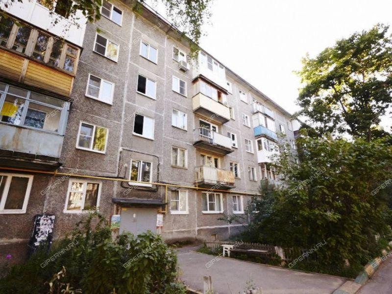 однокомнатная квартира на улице Берёзовская дом 70