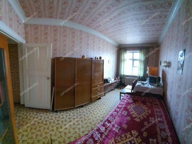 трёхкомнатная квартира на улице Талалушкина дом 11 город Кстово