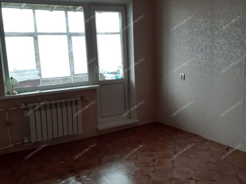 двухкомнатная квартира на улице Фаворского дом 60 город Павлово