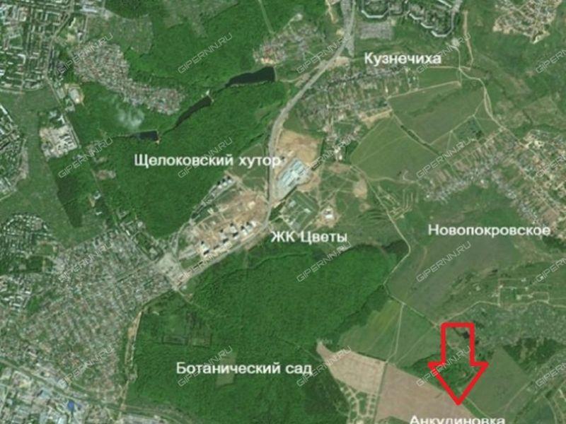 коттедж на  деревня Анкудиновка
