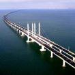 Строители возвели все опоры железнодорожной части моста через Керченский пролив