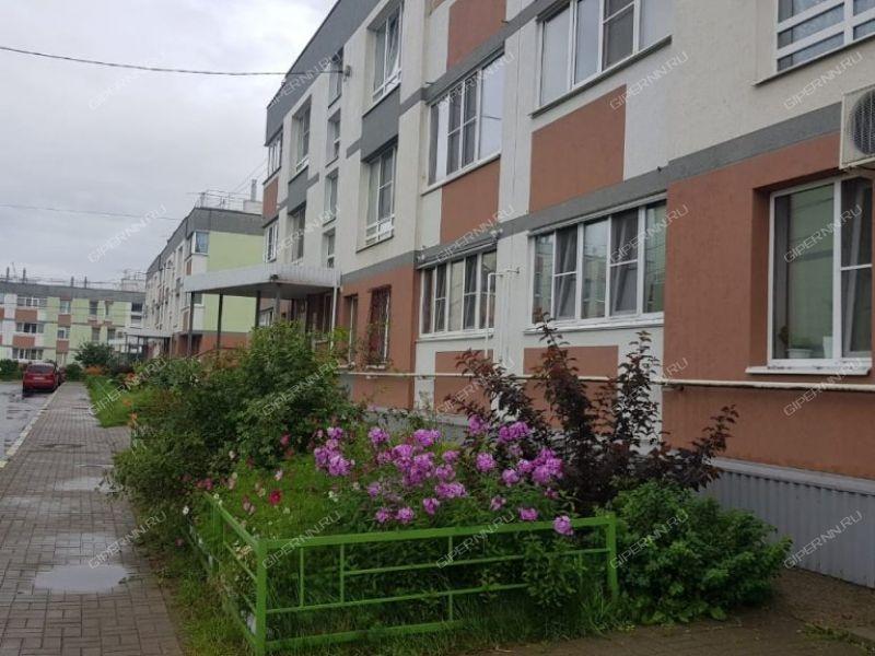 квартира-студия в Чкаловском проезде дом 2 посёлок Новинки