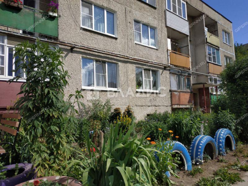 двухкомнатная квартира на улице Почтовая дом 93 село Зиняки