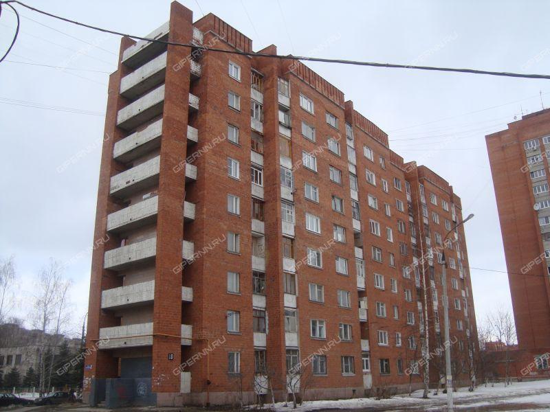 улица Политбойцов, 19 фото