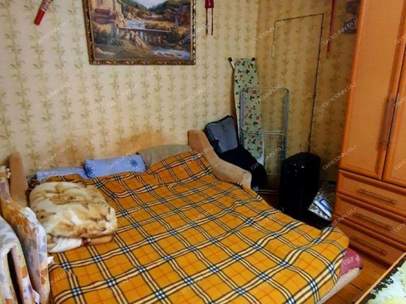 однокомнатная квартира на улице 40 лет Октября дом 10 город Кстово