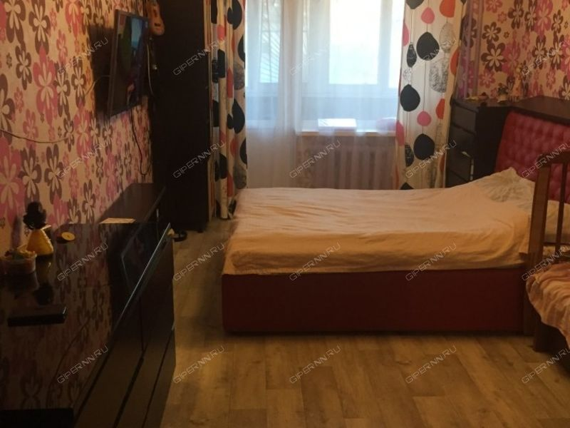 трёхкомнатная квартира на Казанском шоссе дом 23