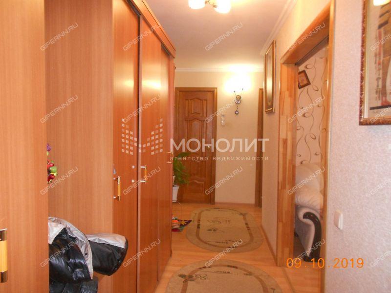 трёхкомнатная квартира на Горной улице дом 32