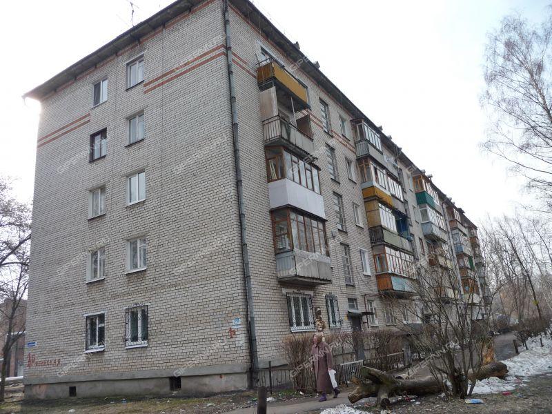 Актюбинская улица, 1б фото