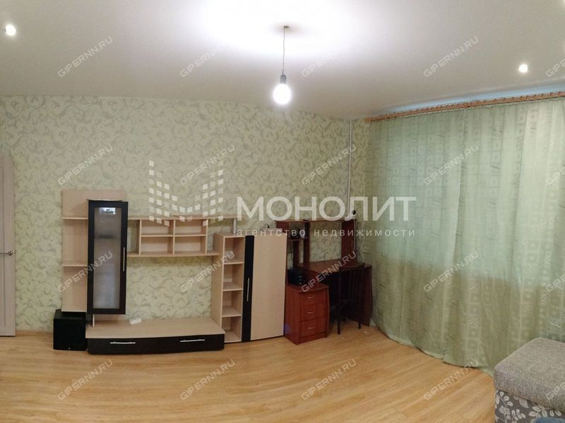 однокомнатная квартира на Памирской улице дом 2