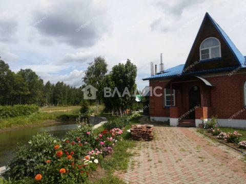 dom-selo-davydovo-vachskiy-rayon фото