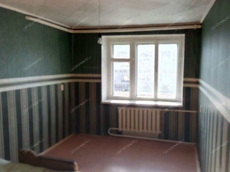 трёхкомнатная квартира на улице Карповская дом 45 рабочий посёлок Вахтан