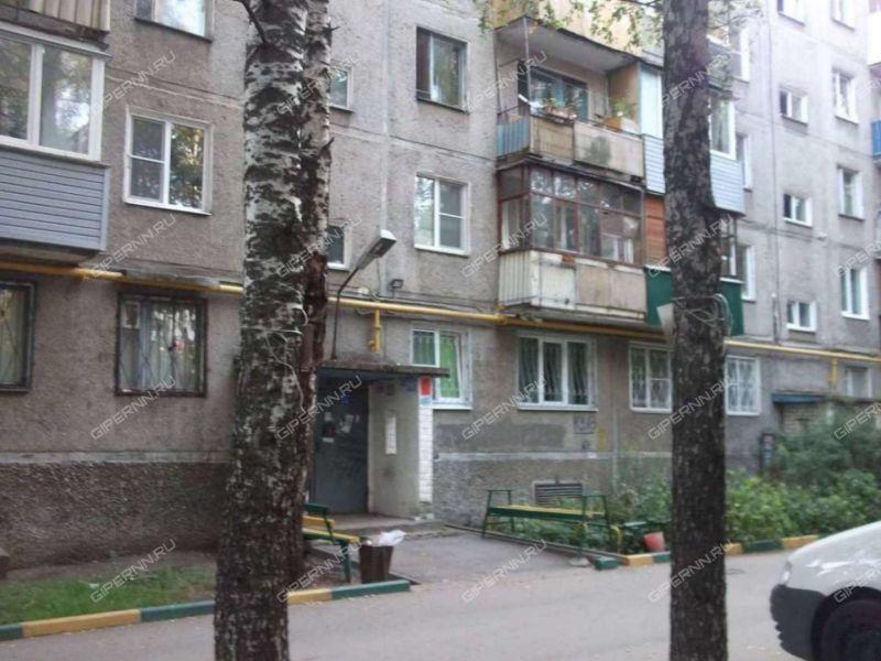 трёхкомнатная квартира на улице Военных Комиссаров дом 1