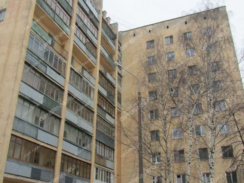 двухкомнатная квартира на улице Витебская дом 1