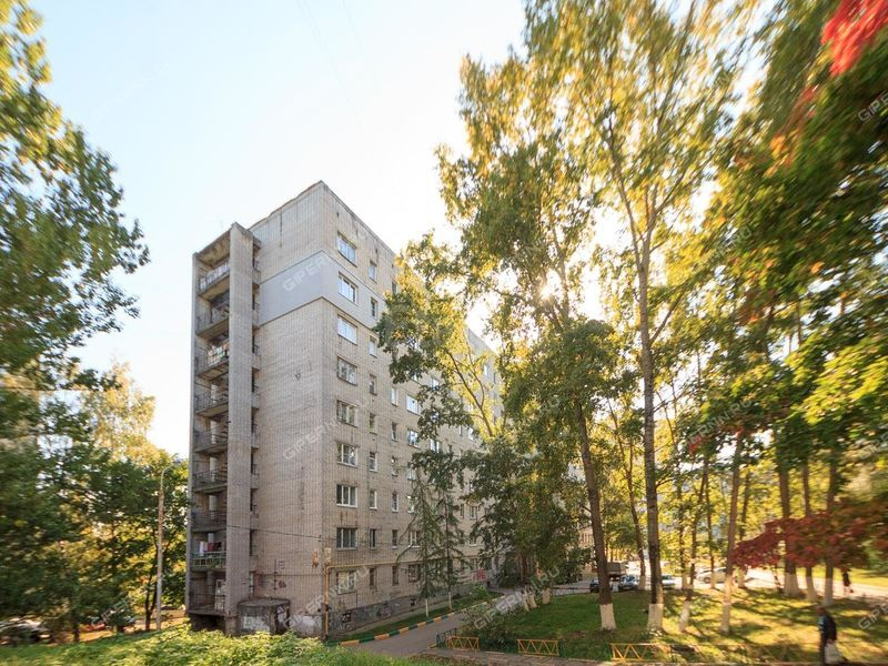 однокомнатная квартира на улице Маршала Голованова дом 73