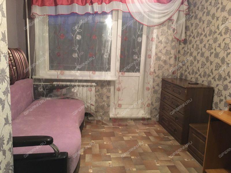 комната в доме 25 на улице Газовская