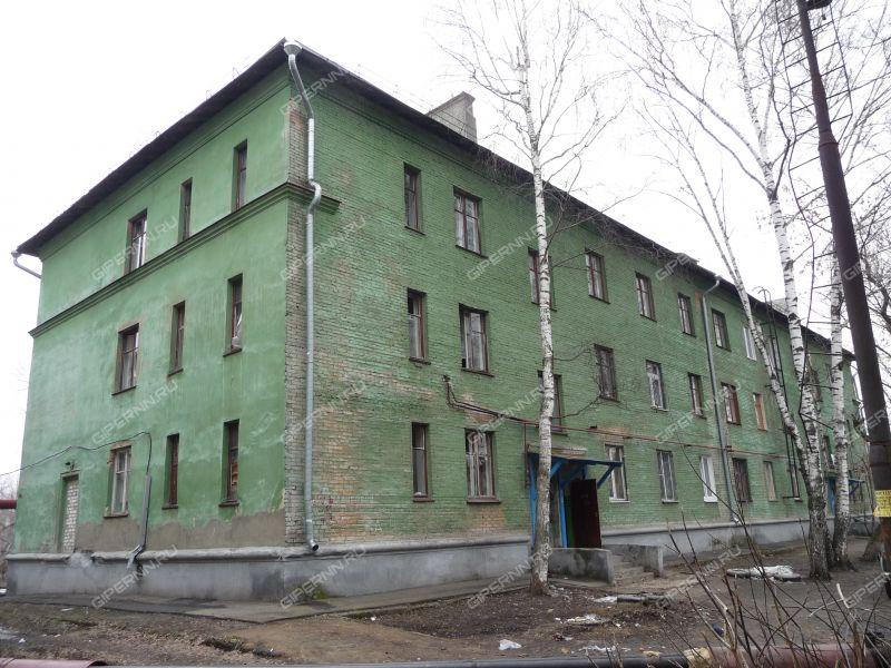однокомнатная квартира в переулке Шланговый дом 3а