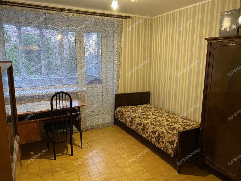 двухкомнатная квартира на улице Ларина дом 5
