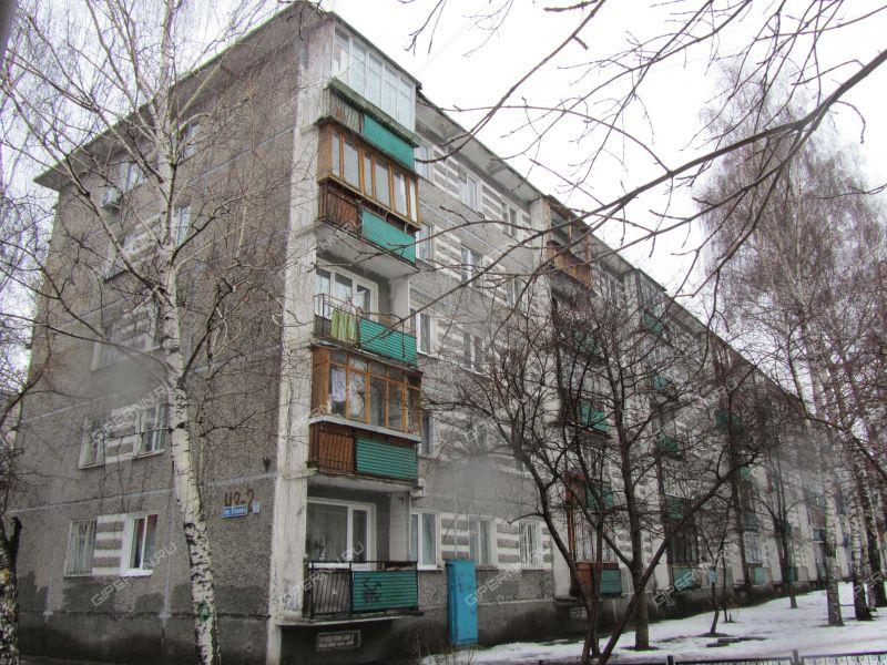 однокомнатная квартира на проспекте Ленина дом 43 к2
