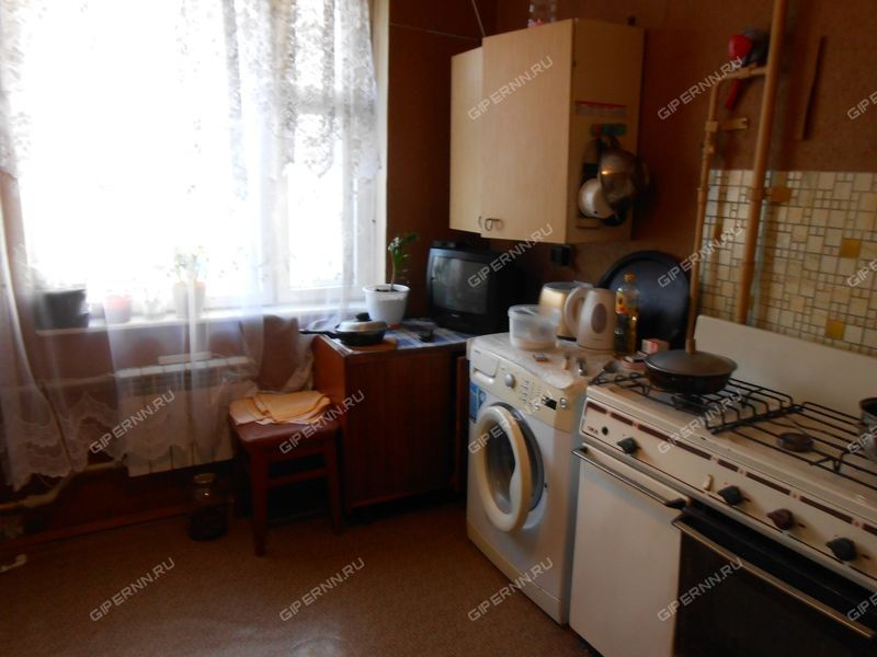 однокомнатная квартира на улице Композитора Касьянова дом 7