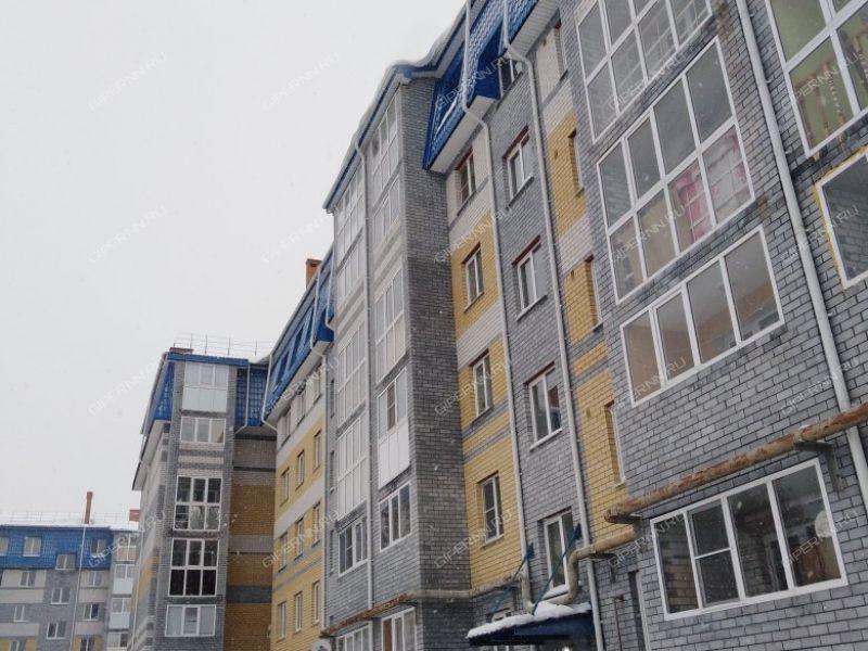 однокомнатная квартира на улице Свердлова дом 49а город Богородск
