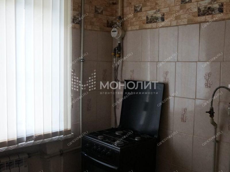 однокомнатная квартира на улице Школьная дом 21 посёлок Ждановский