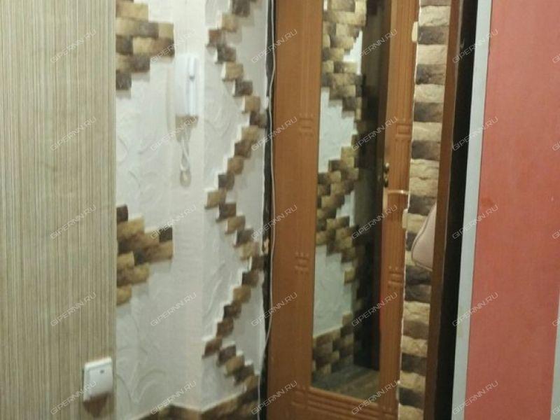 двухкомнатная квартира на улице ЦКК дом 29 город Балахна