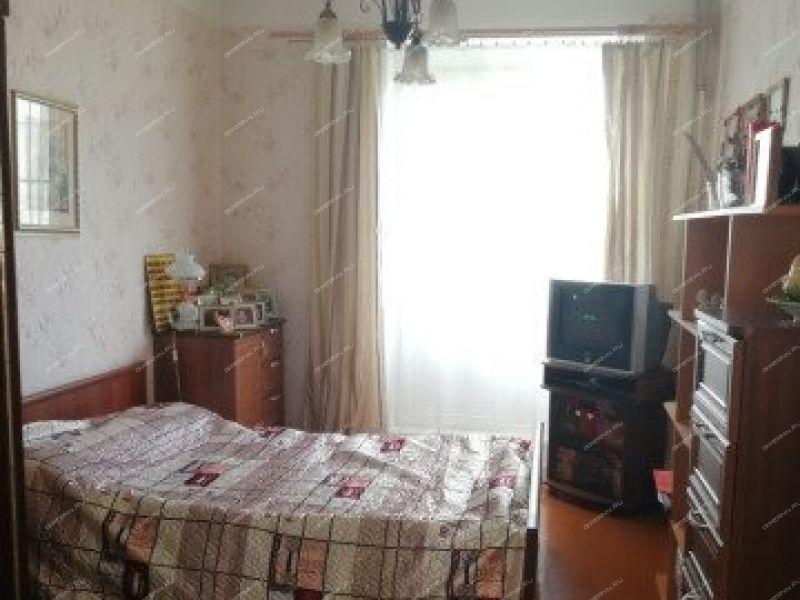 трёхкомнатная квартира на улице Интернациональная дом 24 город Бор