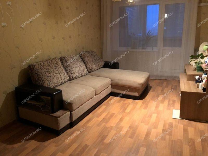 двухкомнатная квартира на улице Бринского дом 5 к1