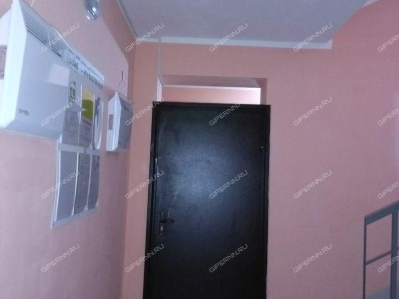 двухкомнатная квартира на Полётной улице дом 4/1 город Нижний Новгород