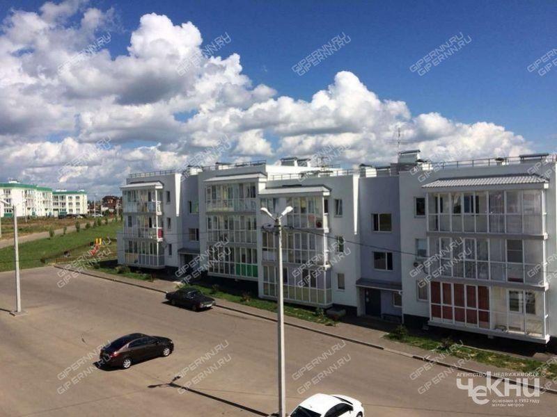 однокомнатная квартира в Чкаловском проезде дом 10 посёлок Новинки