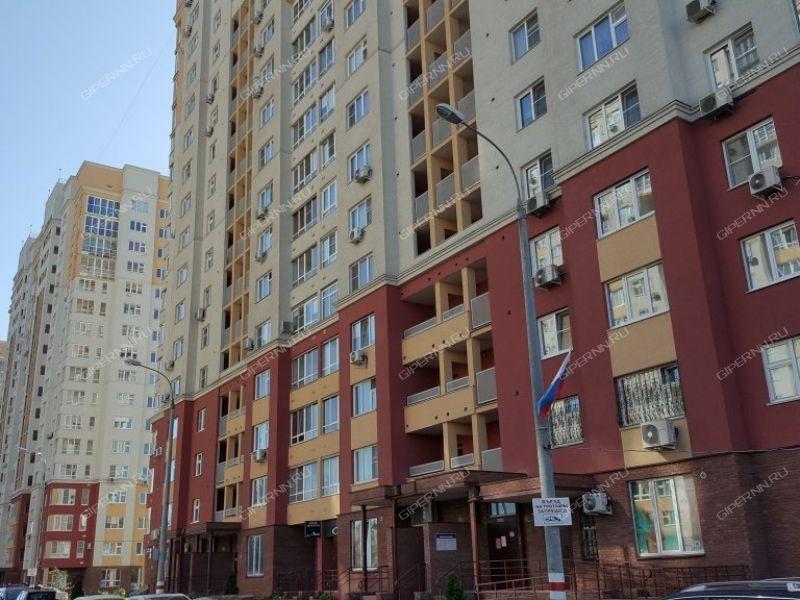 двухкомнатная квартира на улице Белозерская дом 3