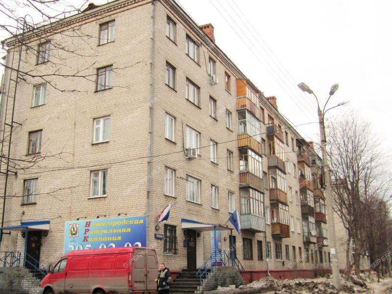 двухкомнатная квартира на улице Героя Советского Союза Поющева дом 5