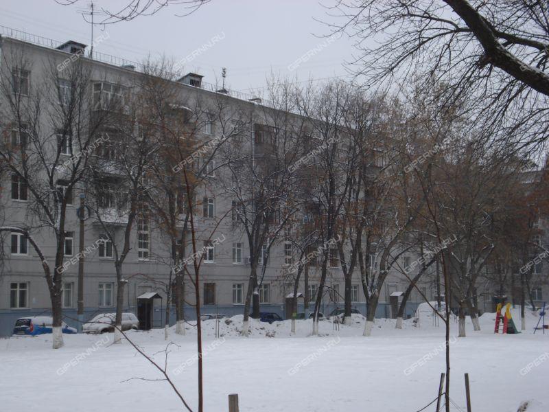 Моторный переулок, 1 фото