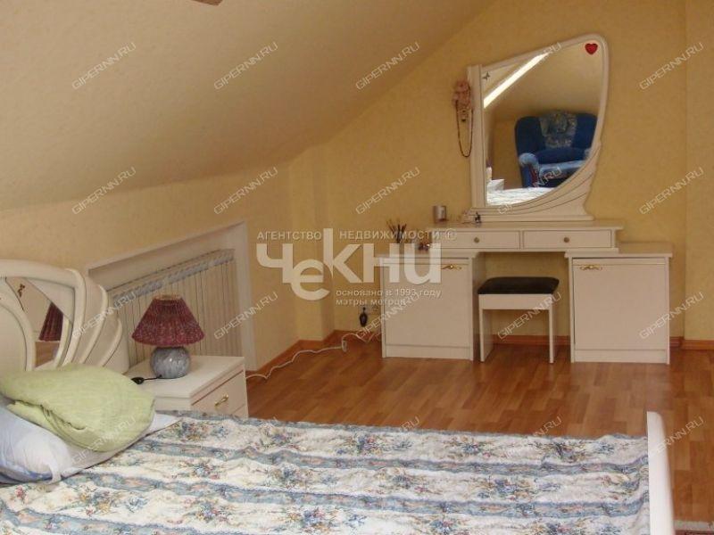 трёхкомнатная квартира на улице Студёная дом 55А