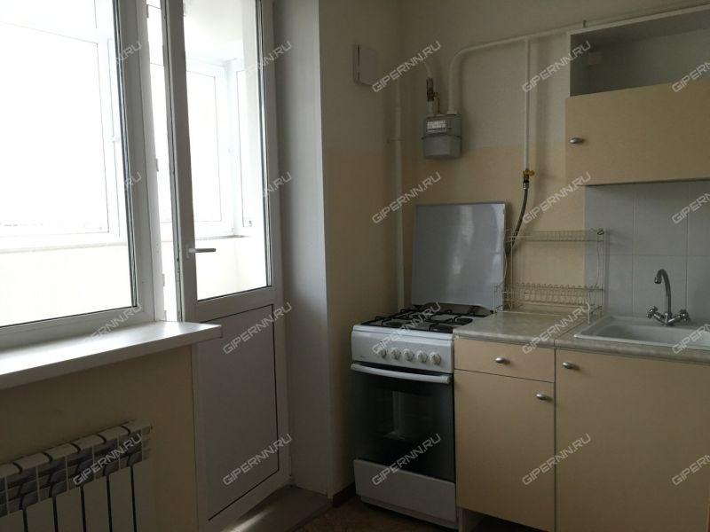 однокомнатная квартира на улице Магистральная дом 2 посёлок Новинки
