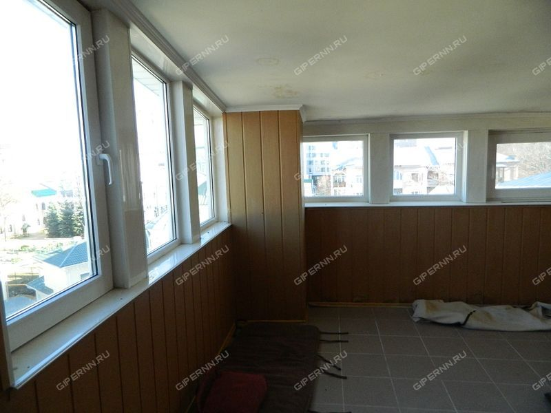 трёхкомнатная квартира в переулке Холодный дом 2