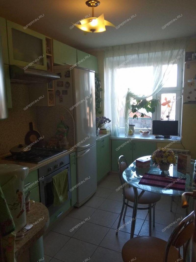 двухкомнатная квартира на улице Аллея Ильича дом 43а город Павлово фото
